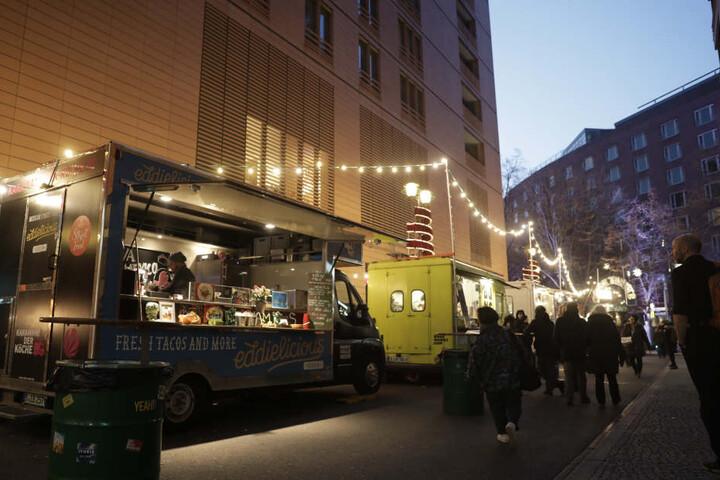 Schleckermäulchen aufgepasst: In Lemgo gibt's heute Abend jede Menge Streetfood. (Symbolbild)