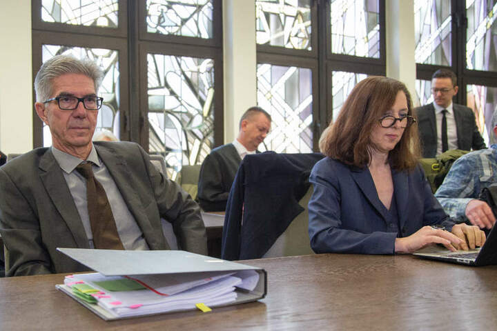 Dr. Nahlah Saimeh erstellt die neuen Gutachten im Horror-Haus-Prozess. Für Prof. Michael Osterheider war Schluss.