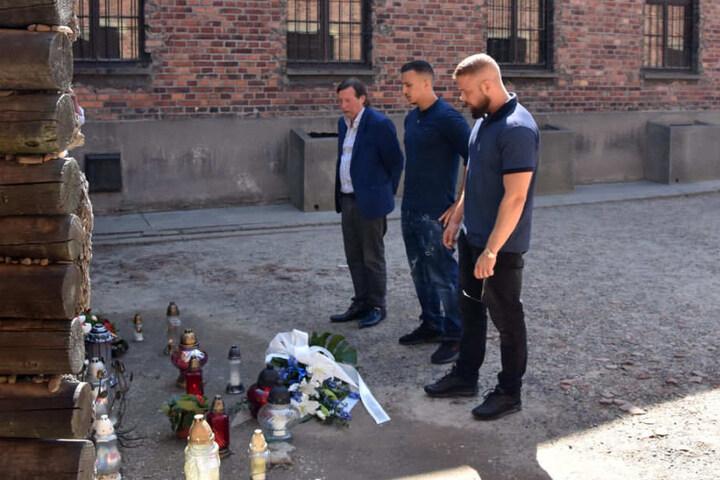 Kollegah und Farid Bang: Sie besuchen KZ-Gedenkstätte in Auschwitz