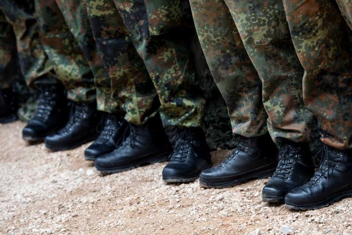 1200 Soldaten nehmen an der Übung teil. (Symbolbild)