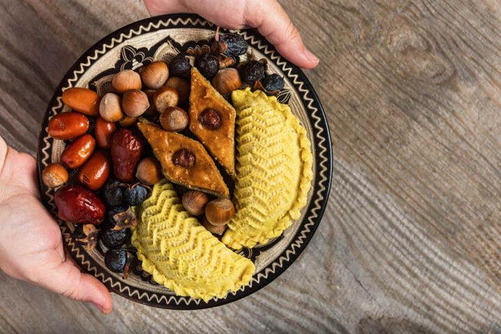 Beim Nouraz Frühlingsfest gibt es traditionell Süßigkeiten. (Symbolbild)