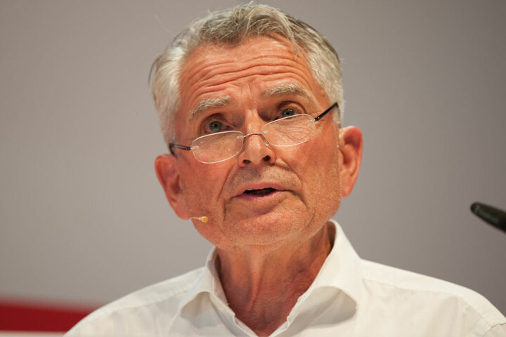 Nimmt jetzt die Mannschaft und den Trainer in die Pflicht: Präsident Wolfgang Dietrich.