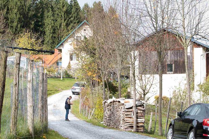Der Tatort in Stiwoll bei Graz.