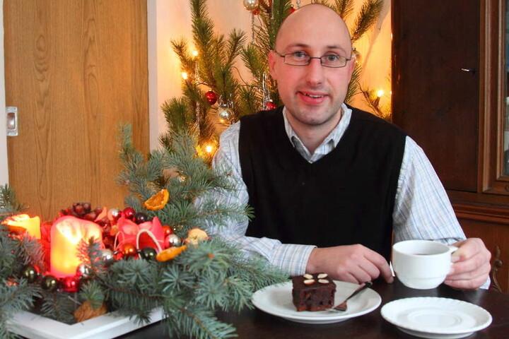 Wird im Landtag für sein Engagement geehrt: Gorbitz-Kenner Mathias Körner  (38).