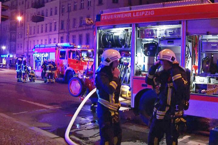 Glücklicherweise konnte die Feuerwehr Schlimmeres verhindern.