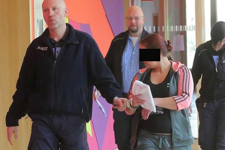 Tereza J. (27) war im Prozess eher belustigt. Bis das Urteil fiel.