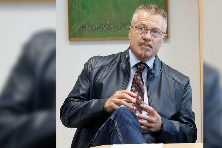 Bürgermeister Miko Runkel (56, parteilos) will im Aufsichtsrat des Betreibers EFC auf Änderungen drängen.