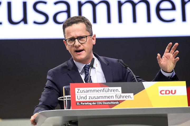 CDU-Fraktionsvize Carsten Linnemann (41).