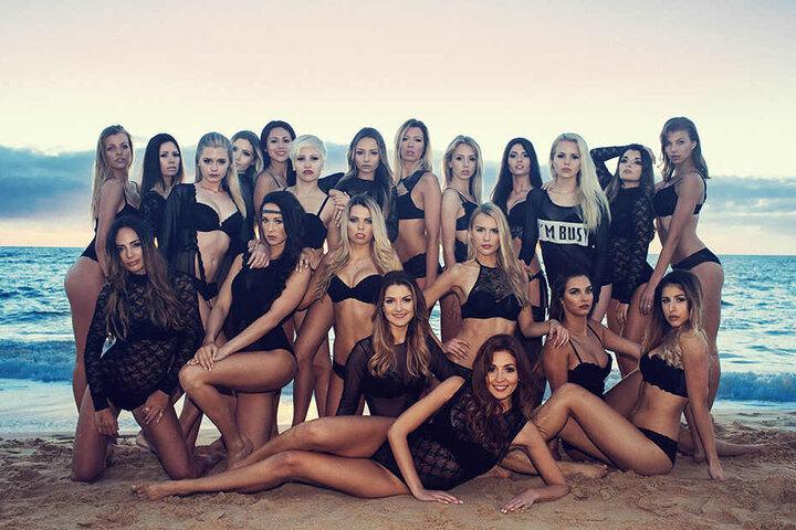 Diese 21 Missen kämpfen am Samstag um den Titel der Miss Germany.