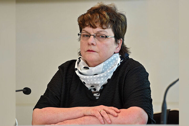 Kerstin Köditz (51, Linke) geht die Entwaffnung von Rechtsextremisten zu langsam.