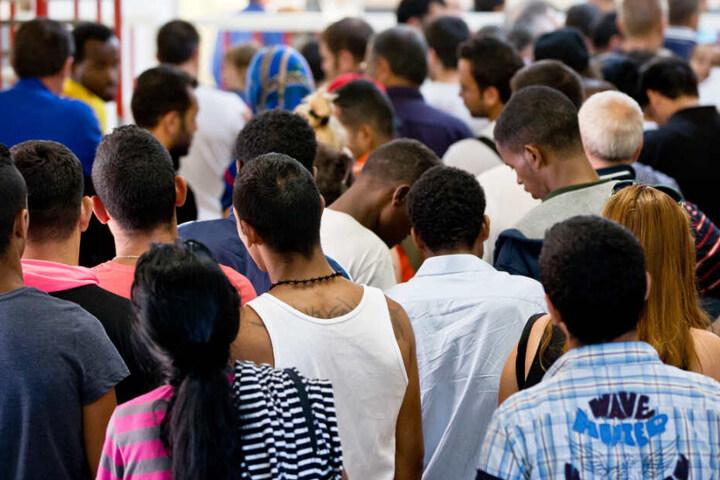 Die Zahl der aufgenommenen Menschen soll laut Positionspapier definitiv auf 1500 beschränkt werden.