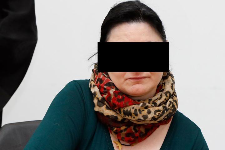 Denise F. (45) wurde am Montag vom Landgericht verurteilt.