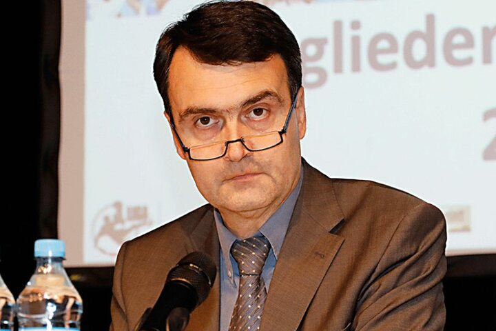 Präsident Mathias Hänel will sein Amt an Januar zur Verfügung stellen.