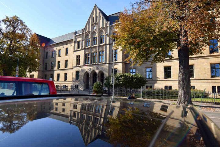 Vor dem Landgericht in Erfurt wird der Fall verhandelt.