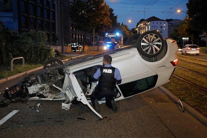 Chemnitzer bauen überraschend viele Unfälle, sagt eine Auswertung der Generali-Versicherung.