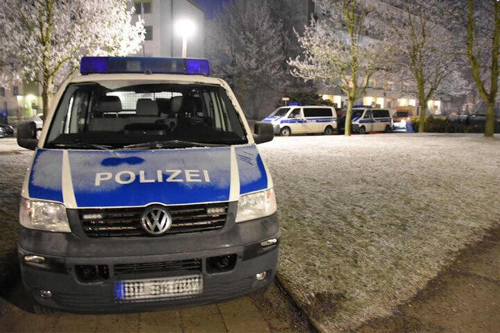 80 Bundespolizisten waren im Einsatz.