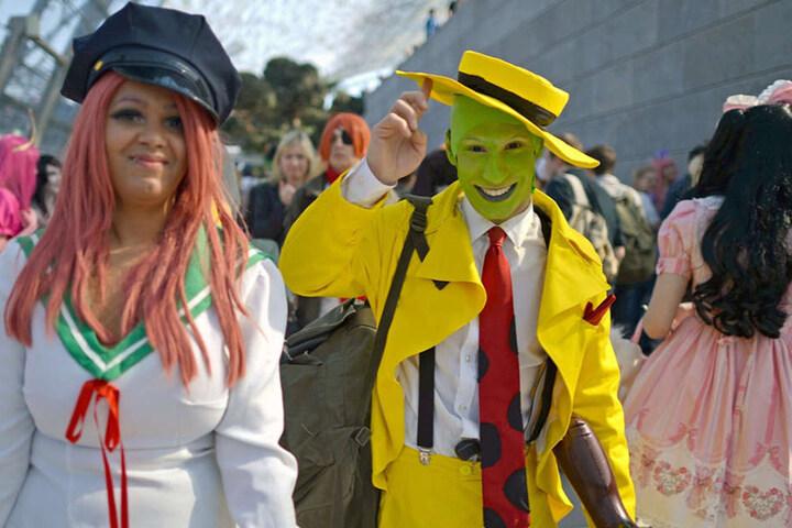 Comic-, Manga- und Cosplay-Fans haben seit fünf Jahren ihre eigene Messe in der Messe.