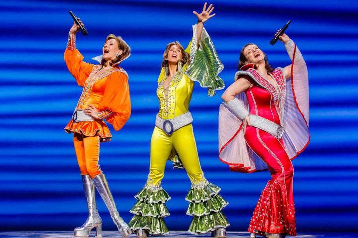 "Das Abba-Musical ""Mamma Mia!"" kehrt zurück."