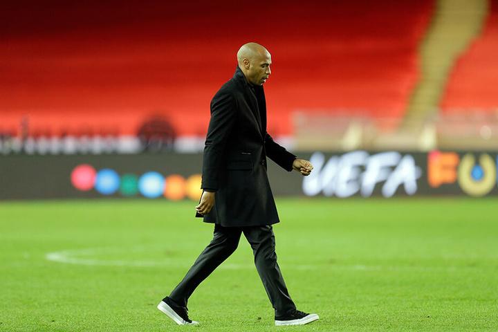 Thierry Henry musste nach drei Monaten im Stade Louis II schon wieder gehen.