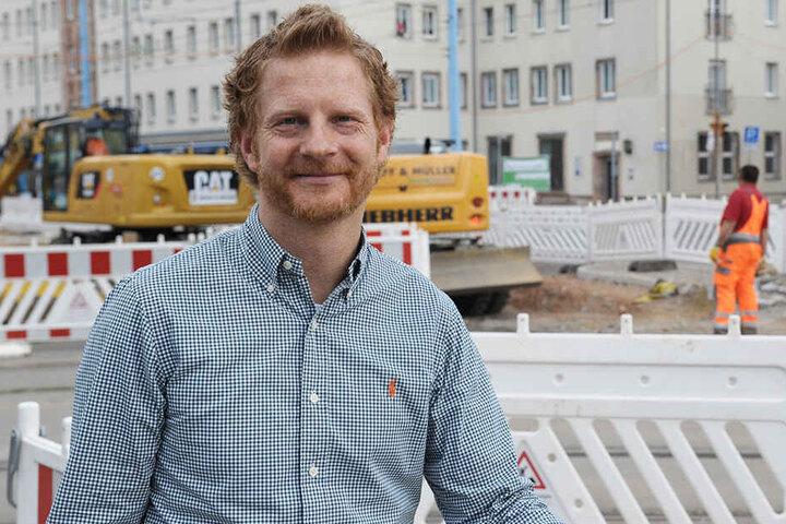 Das freut auch Baubürgermeister Michael Stötzer (46).