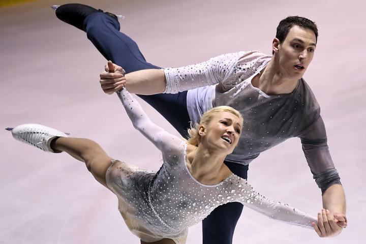 Ohne konkrete Zielsetzung treten die von Verletzungen geplagten Aljona Savchenko und Bruno Massot bei der Eiskunstlauf-WM in Helsinki an.