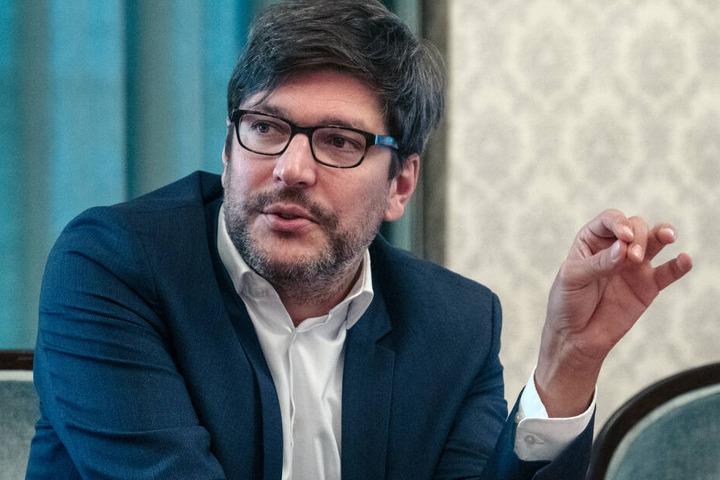 Justizsenator Dirk Behrendt (47, Grüne) will den Clans an den Kragen.