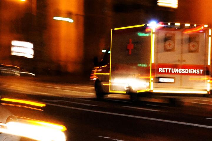 Das Mädchen wurd eins Krankenhaus gebracht, wo es gegen 8.30 Uhr starb. (Symbolbild)