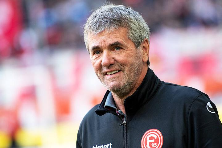 Friedhelm Funkel und Fortuna Düsseldorf verlängerten den Vertrag um ein Jahr bis zum 30. Juni 2020.