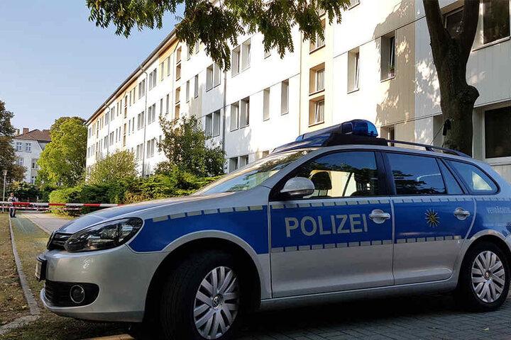 Seit den Nachtstunden ermittelt die Mordkommission der Kriminalpolizeiinspektion Görlitz.