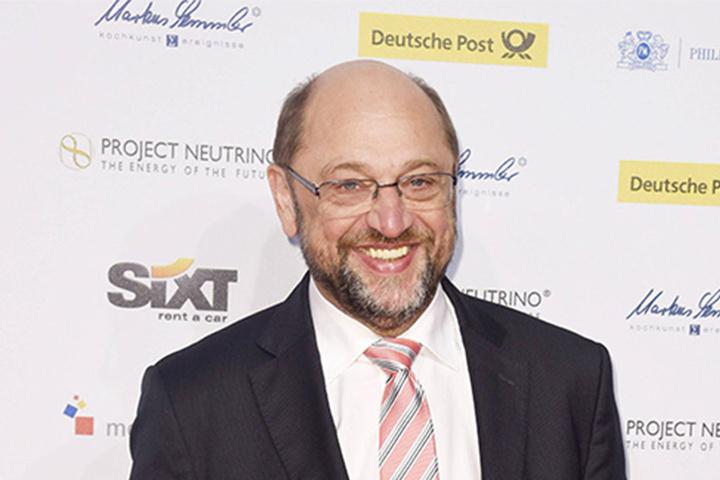 Schon 57 Prozent der deutschen Bundesbürger sind mit der Arbeit von Martin Schulz (60) zufrieden.
