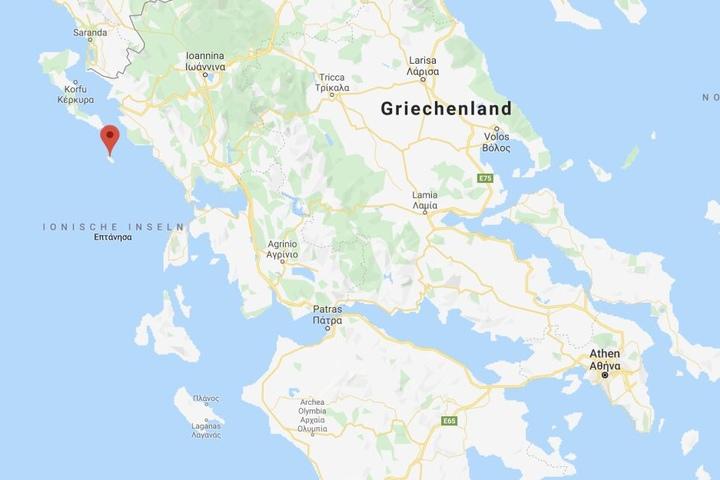 Vor der Inselgruppe Paxos ist am Samstagmorgen ein Flüchtlingsboot gesunken.