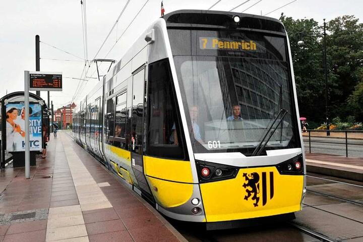 Die neuen Stadtbahnwagen (Grafik) werden mit WLAN, USB-Anschlüssen und neuem Lichtkonzept ausgestattet.