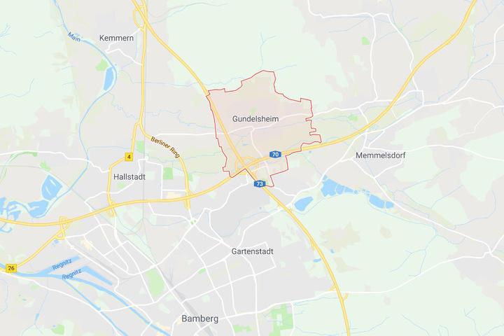 In Bayern ist es im Landkreis Bamberg bei Gundelsheim zu einem Zwischenfall gekommen.