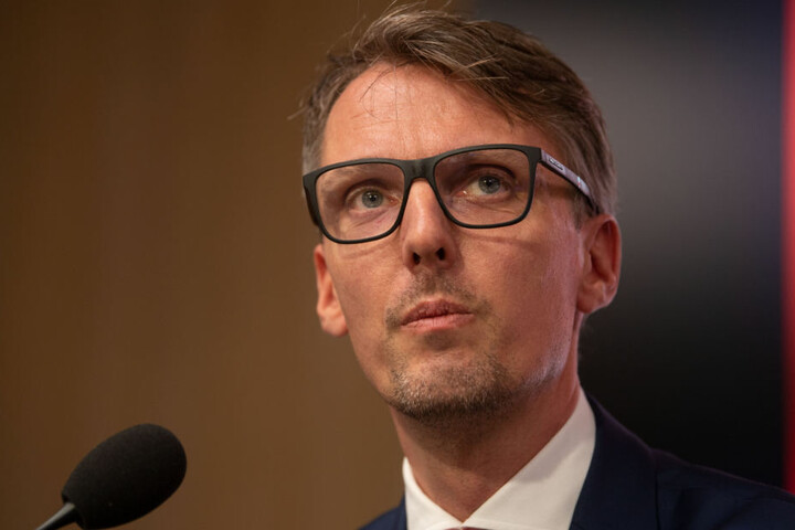Unterlag in der Kampfkandidatur: Lars Castellucci.