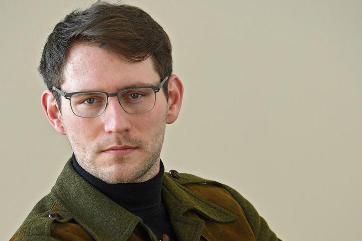 Stefan Scharf (34, FDP) kämpft um seine politische Zukunft.