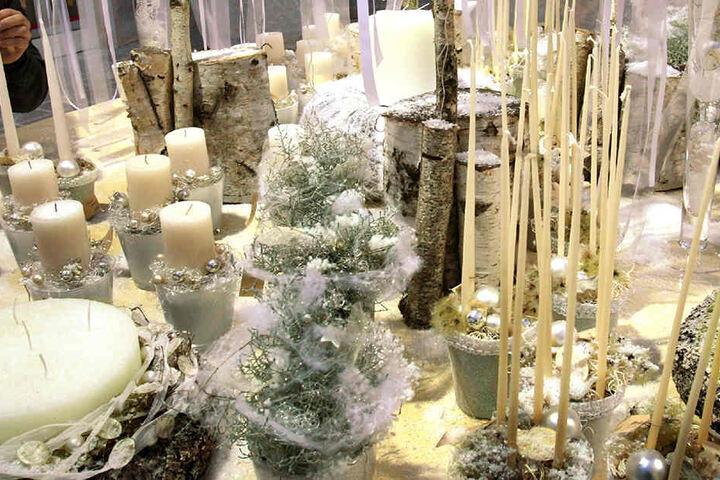 Bei der Adventsausstellung geht's rund ums Thema Dekoration. (Symbolbild)
