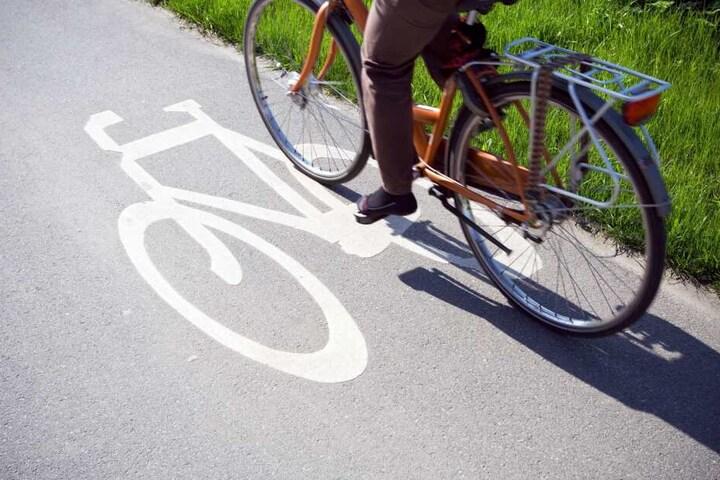 In Wilkau-Haßlau sind zwei Radfahrer zusammengestoßen. (Symbolbild)