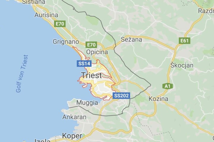 In Triest im Norden Italiens sind zwei Polizisten laut Medienberichten erschossen worden.