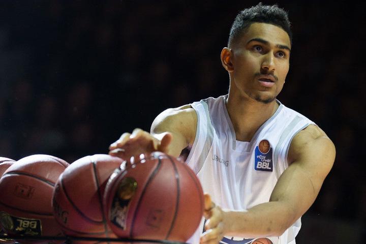 Maodo Lô wechselte von Brose Bamberg zum FC Bayern Basketball.