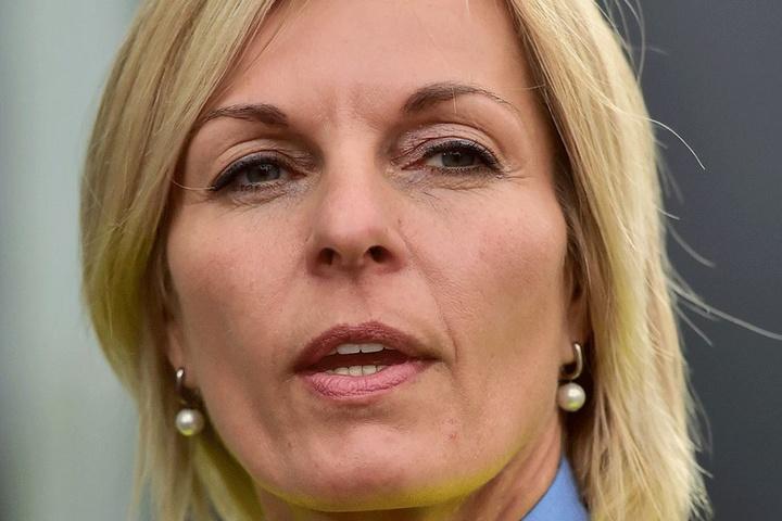 Polizeisprecherin Jana Kindt warnt vor dubiosen Anrufen von angeblichen Polizeibeamten.