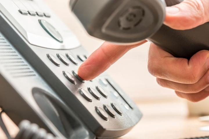 Weil ihre Handynummer veröffentlicht wurde, bekommt die Frau des Ex-Kanzlers Tag und Nacht anonyme Anrufe. (Symbolbild)