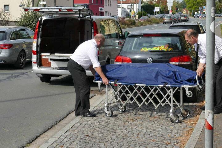 Die Staatsanwaltschaft hat eine Obduktion des Mannes nach dem schrecklichen Fund angeordnet.