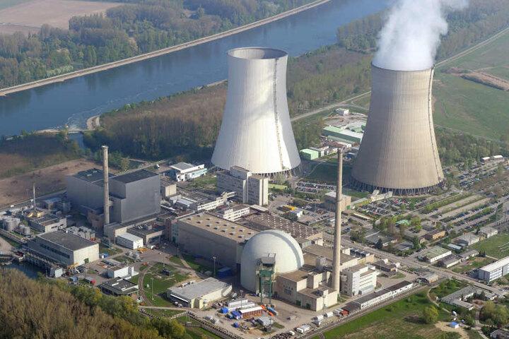 Das Atomkraftwerk in Philippsburg.