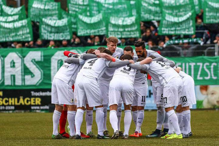 Am 25. März werden die Chemiker im Sachsenpokal auf den VfB Auerbach treffen.