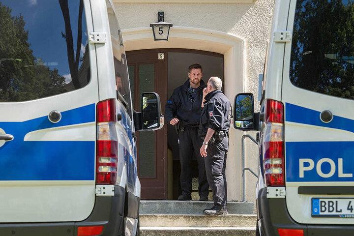 Laut Medieninformationen soll der 27-jährige Deutsche ein Anschlag auf das Stadtfest geplant haben.