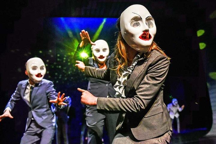 """Die Vorführung """"Faust II"""" zählt in dieser Saison zu den Highlights des Schauspielhauses."""