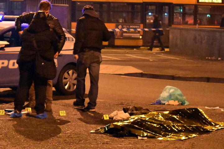 Der europaweit gesuchte mutmaßliche Attentäter von Berlin, Anis Amri (24), ist nach Informationen der italienischen Nachrichtenagentur Ansa in Mailand getötet worden.