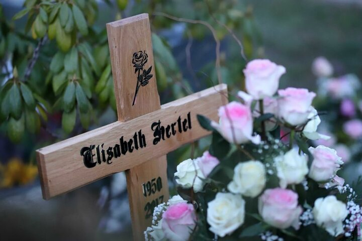 Elisabeth Hertel verstarb im Dezember im Alter von 67 Jahren.