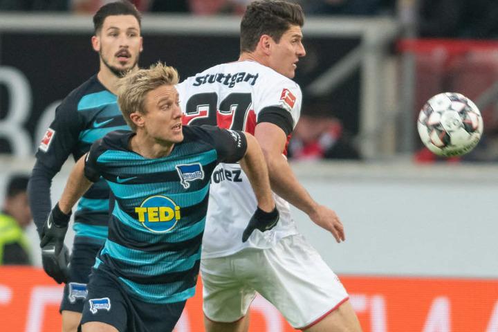 Skjelbred kam in dieser Spielzeit erst auf sieben Spielzeiten.