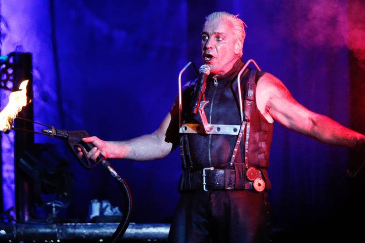 Till Lindemann (54) und Co. wollen vielleicht schon im nächsten Jahr ihr neues Album herausbringen.
